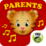 Daniel Tiger for Parents App