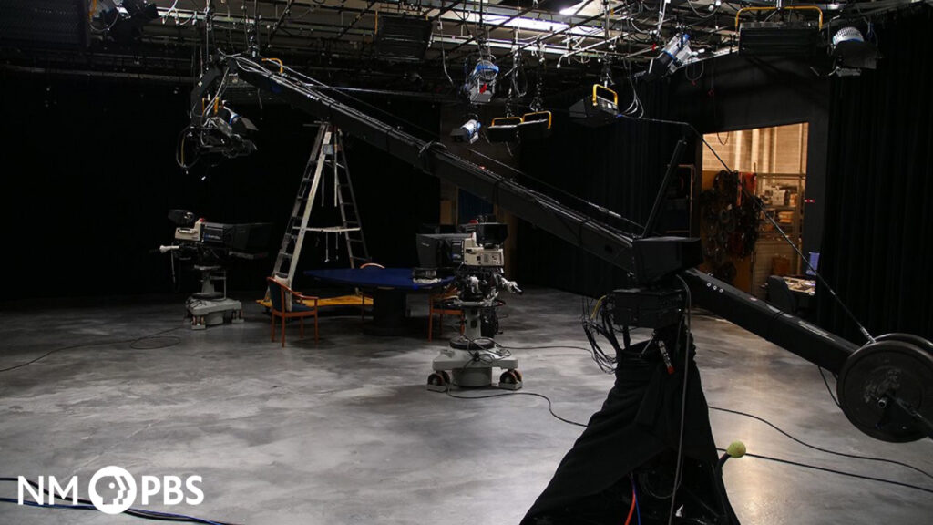 NMPBS Studio Background