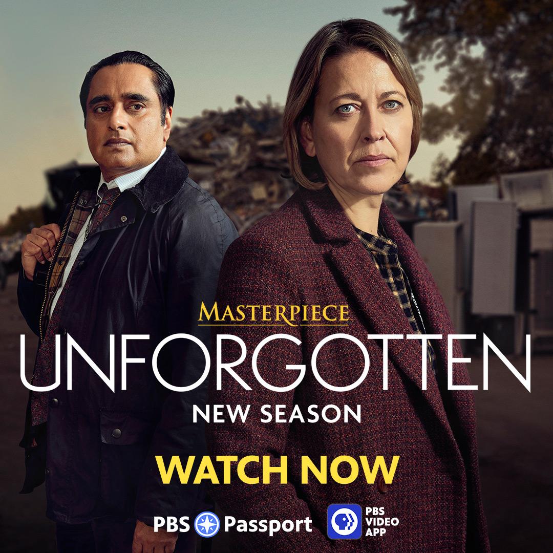Unforgotten Season 4: Watch Now